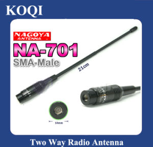 Professional Radio Antenna Na-701 SMA-Male Connector for Walkie Talkies pictures & photos