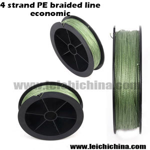 in Stock 4 Strands Braided Fishing Line pictures & photos