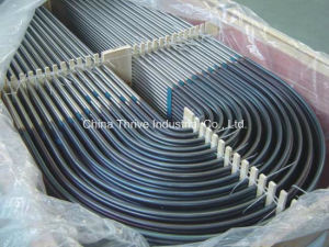 U Shape Stainless Steel Tubes pictures & photos