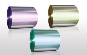 Professional Manufacturer PE or PVDF Color Coating Aluminum Coil pictures & photos