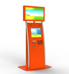 Dual Touchscreen Kiosks