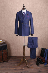 Double Breast Made to Measure Suit