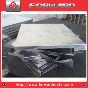 Sheet Metal Plate for Livestock Hay Feeder Feeding Devices pictures & photos