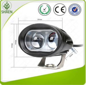 Waterproof 10W Blue LED Work Light pictures & photos