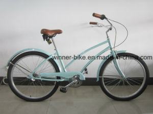 Shimano Nexus Internal 3 Speed Beach Cruiser Bike (AB16N -BC2621) pictures & photos
