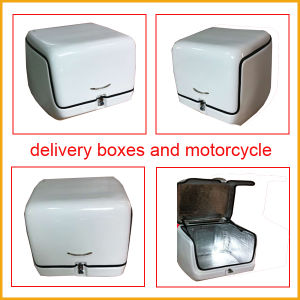 Pizza Delivery Box Fast Food Delivery Box (JZ38)