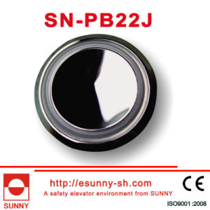 Stainlesssteel Elevator Push Button with Mirror Surface (CE, ISO9001) pictures & photos