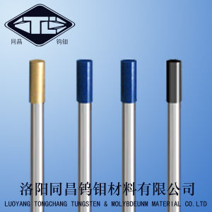 Tungsten Electrode Wl10 Wl15 Wl20 pictures & photos
