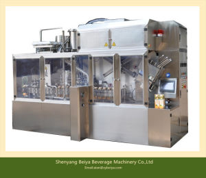 Fresh Juice/Flavoured Juice Gable Top Carton Filling Packing Machinery (BW-2500) pictures & photos