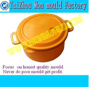 Plastic Injection Molding Company, Plastic Rice/Meat Keep Heat Container Mould