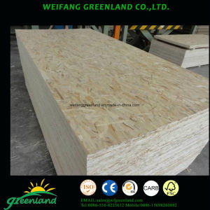 Environmental Grade OSB3 for Outdoor Usage pictures & photos