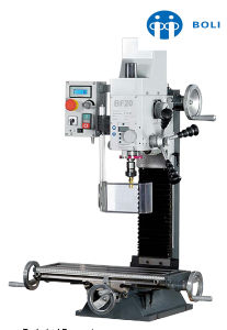 Bf20/Bf20L/Bf25/Bf25L/Bf32/Bf32L Drilling and Milling Machine pictures & photos