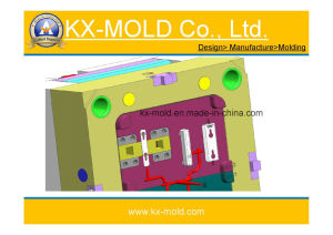 Plastic Injection Mold/ Electronic Shell Part Mold pictures & photos