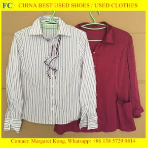 Bulk Mixed Used Cloth, Used Clothing Used Clothes for Sale