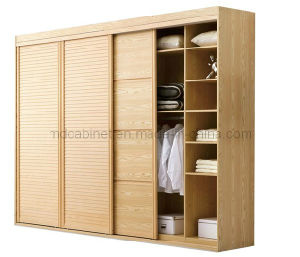 China Bedroom Wardrobe Design Copy Solid Wood Cl 10 Wooden