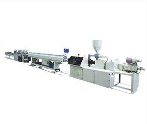 PVC Twin-Pipe Production Line (Standard Type)
