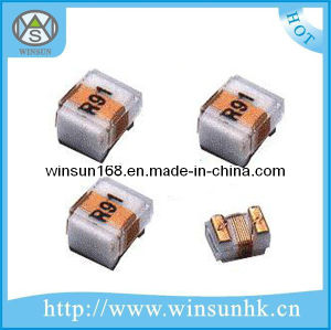 Ws-Fhw-Uc Series Wire Wound Chip/SMD Ceramic Inductor