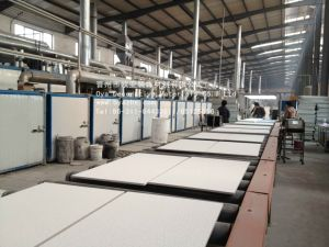 Acoustic Mineral Fiber Ceiling Board Production Line (ML-Q4)