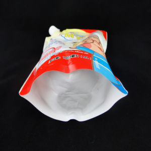 Stand up Pouches with Zipper Doypack for Laundry Detergent pictures & photos