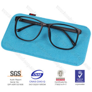 Functional Stylish Handmade Eyeglass Felt Bag