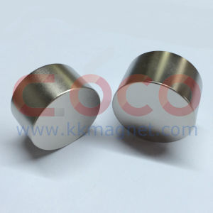 Powerful Round NdFeB Rare Earth Magnets with RoHS Approved pictures & photos
