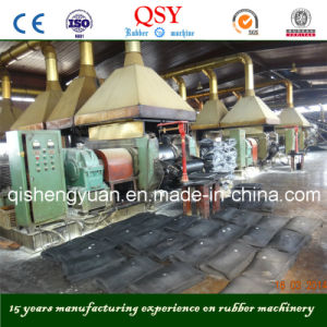 Rubber Refiner & Rubber Refining Machine for Reclaimed Rubber Sheet pictures & photos