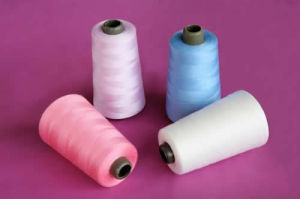 Spun Polyester for Sewing Thread (40s/2-3000m) pictures & photos