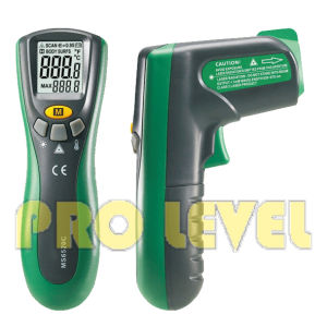 Professional Accurate Non-Contact Infrared Thermometer (MS6520C) pictures & photos