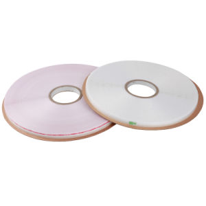 Re-Sealable Bag Sealing Tape, Removable Sealing Tape, Finger Lifting Tape pictures & photos