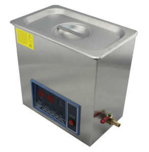 Dental and Medical Ultrasonic Cleaner 10L pictures & photos
