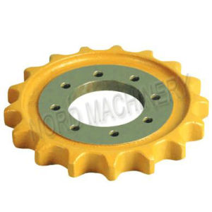 Sprocket / Excavator Sprockets / Steel Sand Casting pictures & photos
