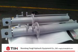 Welded Hydraulic Cylinder for Environment Equipments, Cleaning Equipment, Road Sweeper, Garbage Compression