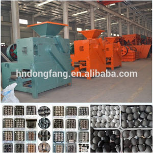 High Efficiency Industrial Sawdust Briquette Charcoal Making Machine for Sale