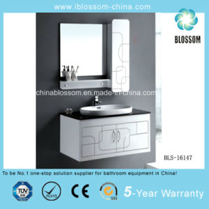 Deluxe Home & Hotel PVC Bathroom Cabinet, Vanity, Furniture (BLS-16147) pictures & photos