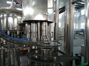 Washing, Filling and Sealing 3 in 1 Monoblock Drink Water Filling Machine for /Water Filling Machine / Mineral Water Filling Plant / Pure Water Production Line/ pictures & photos