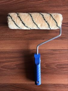 "9"" Plastic Handle Paint Roller Brush with Acrylic Material"