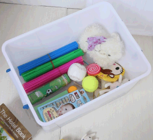 Top Quality PP Material Plastic Storage Box Food Container Gift Box Toys Box Packing Box for Household Products pictures & photos