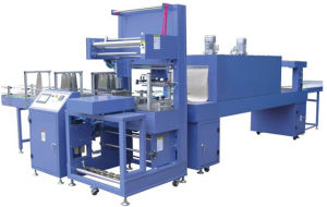 SGS Shrink Wrapping Packing Machine