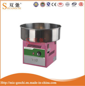Ce Approved Commercial Gas Cotton Candy Floss Machine pictures & photos