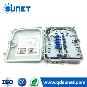 Competitive Prices Abundant Supply FTTH 24 Cores Indoor Optical Fiber Distribution Box