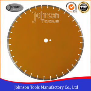 500mm Laser Welding Diamond Saw Blade for General Purpose Cutting pictures & photos