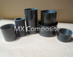 Colored High Strength 3k Carbon Fiber Tube pictures & photos