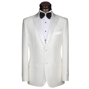 2016 Latest Design Men′s Wedding Suit pictures & photos