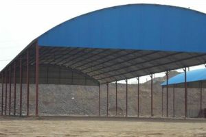 Fire Proof Steel Structure for Workshop pictures & photos