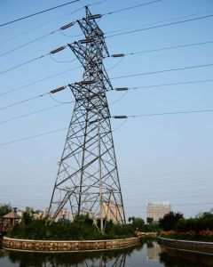 Export High Quality Angle Steel Transmission Tower