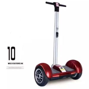 Electric Smart Self Balance Scooter 2 Wheel with Handbar pictures & photos
