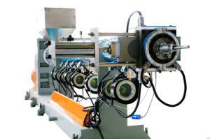 Single Screw Extruder (D-150) Air Cooling Hot-Face Cutting System