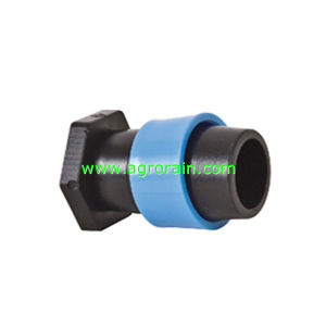 Low Cost Light Polyprythylene End Plug for Spraying Hose