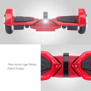 Koowheel Patented Three Parts 7.5inch Hover Board with Bluetooth and Removable Battery pictures & photos