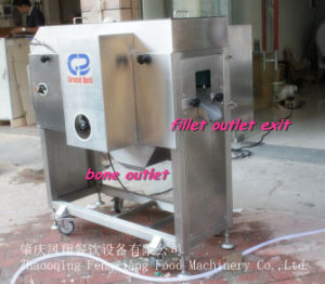 Fgb-170 Industrial Automatic Machine for Cutting Fish Butterfly Fillet, Fish Belly Splitting Machine pictures & photos